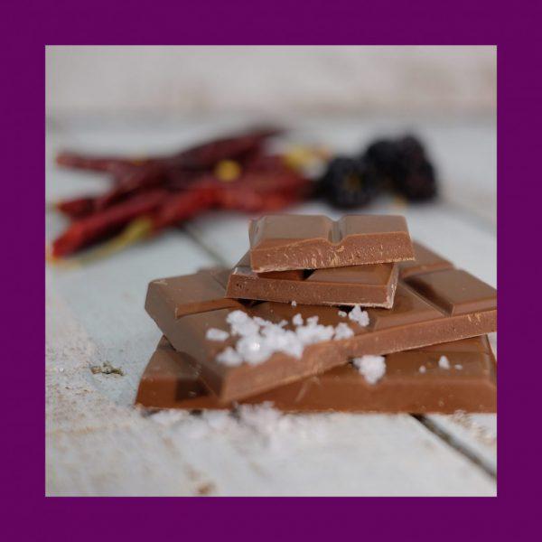 Blackcurrant Salt Chipotle