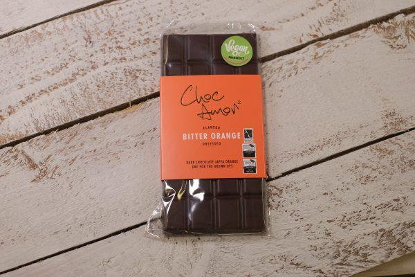bitter orange chocolate