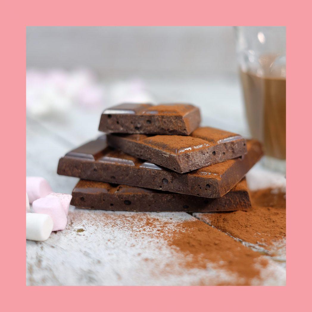 Fiendishly Good Hot Chocolate