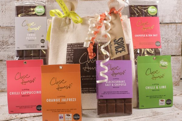 spice chocolate collection