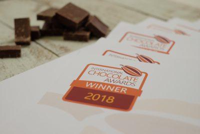 chocolate awards