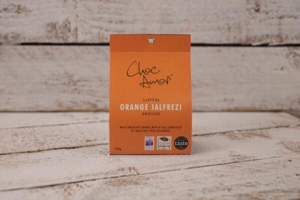 Orange Jalfrezi