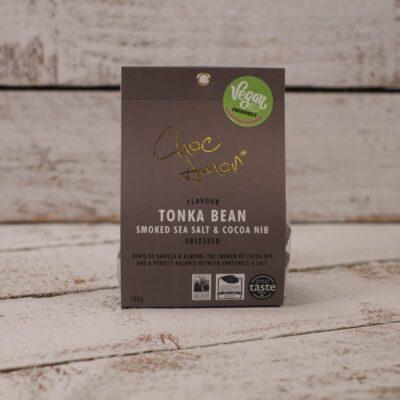 Tonka Bean, Smoked Sea Salt & Cocoa Nib