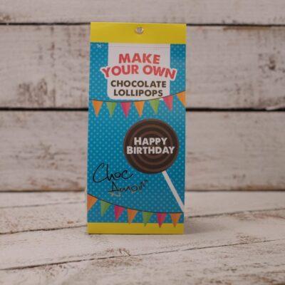 Lollipop Making Kit Happy Birthday