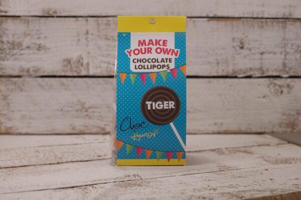 Lollipop Making Kit Tiger