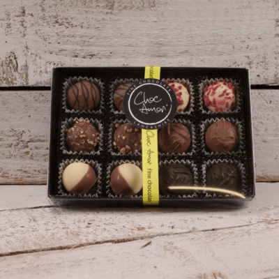 Boxed Truffles Small